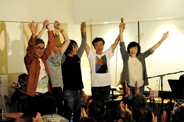 3月26日、ラジオ番組「桑田佳祐のやさしい夜遊び」公開生放送
