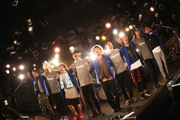 3月20日(日)@渋谷CLUB QUATTRO