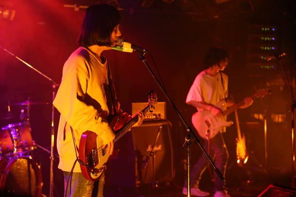3月21日(月・祝)@渋谷eggman photo by Shigeru Toyama