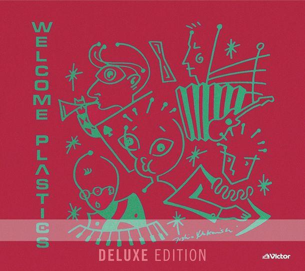 アルバム『WELCOME PLASTICS』
