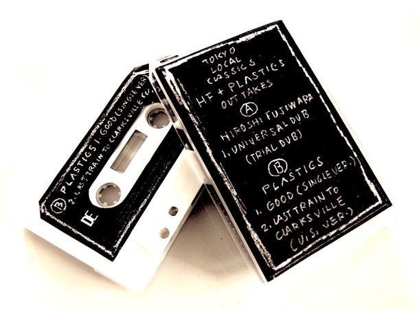 特典カセットテープ