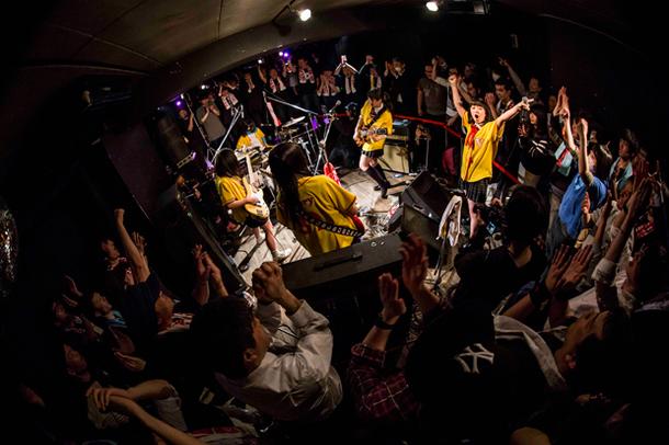 3月14日@渋谷LUSH