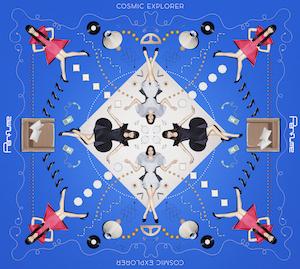 アルバム『COSMIC EXPLORER』【初回限定盤】