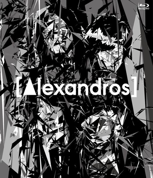 """Blu-ray『[Alexandros] live at Makuhari Messe """"大変美味しゅうございました""""』【通常盤】"""