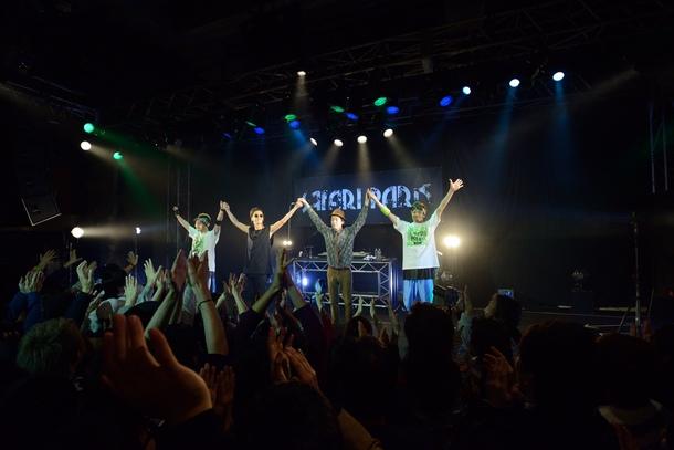 2月28日@渋谷duo MUSIC EXCHANGE