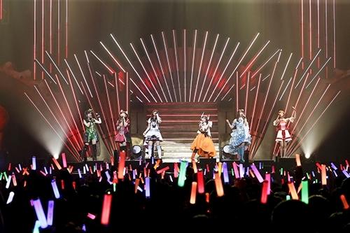 """""""シンフォギアライブ2016""""の模様(1) Photo:hajime kamiiisaka"""