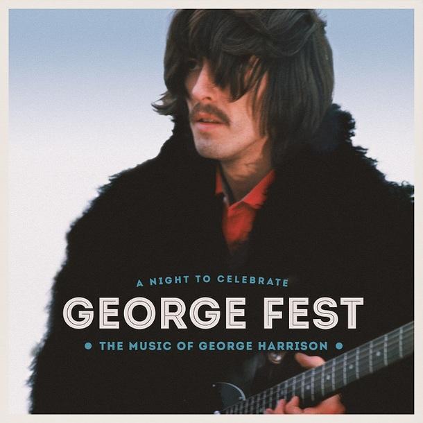 アルバム『GEORGE FEST』