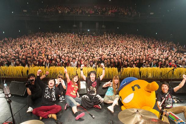 2月20日@Zepp Tokyo