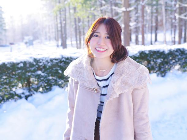 滋賀県出身のIT業界紙の編集長を務める安奈(27歳) (c)TBS