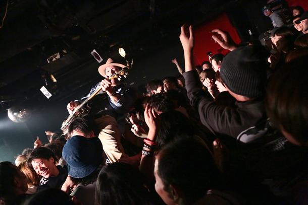 2月20日@東京・渋谷THE GAME