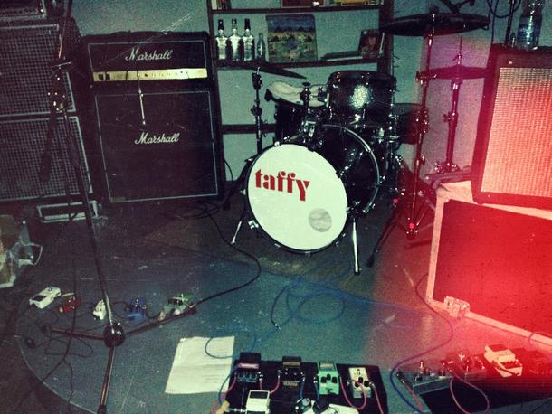taffy