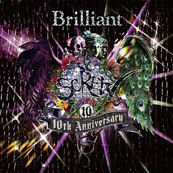アルバム『Brilliant』【LIMITED EDITION】(4CD)