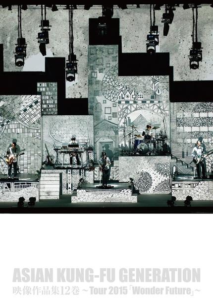 DVD&Blu-ray『映像作品集12巻 ~Tour 2015 Wonder Future~』