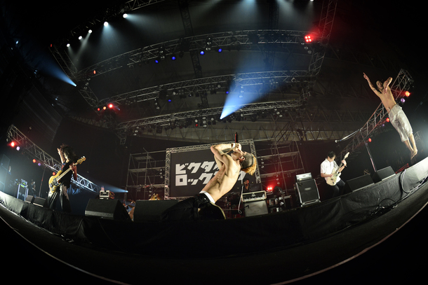 Dragon Ash Photo by Rui Hashimoto(SOUND SHOOTER)