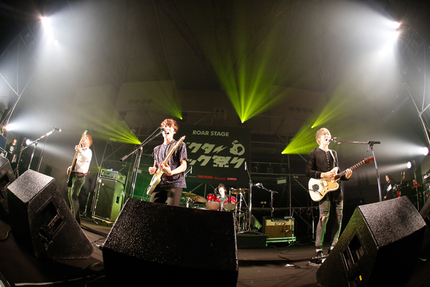 go!go!vanillas Photo by Yosuke Kamiyama(SOUND SHOOTER)