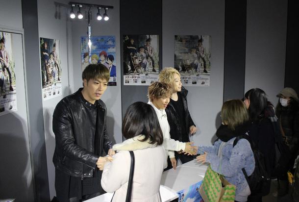 2月12日(金)@渋谷ヒカリエShinQs
