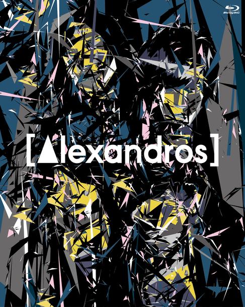 "Blu-ray『[Alexandros] live at Makuhari Messe ""大変美味しゅうございました""』【初回限定盤】"