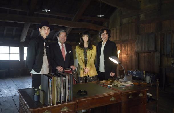 映画「うつくしいひと」 2016くまもと映画製作実行委員会