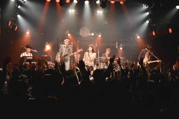 2月11日(木・祝) @HEVEAN'S ROCK さいたま新都心VJ-3