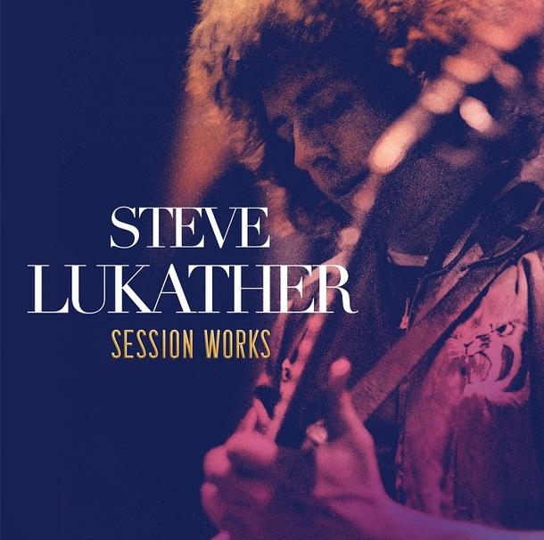 アルバム『スティーヴ・ルカサー|セッション・ワークス』
