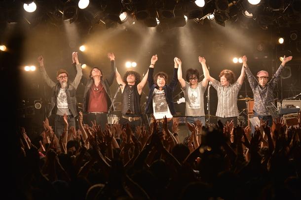2月5日(金)@満員の渋谷クアトロ