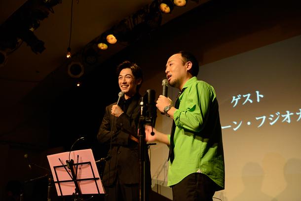 1月30日@青山CAY