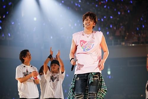 """MAMORU MIYANO LIVE TOUR 2015-16 ~GENERATING!~""の模様(6) Photo:hajime kamiiisaka"