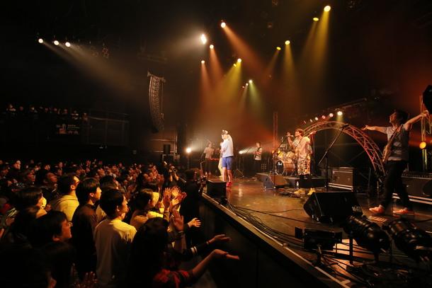1月30日(土)@東京・赤坂BLITZ(ワンダフルボーイズ)