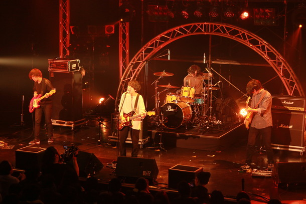 1月30日(土)@東京・赤坂BLITZ(Shout it Out)