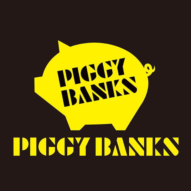 PIGGY BANKS ロゴ