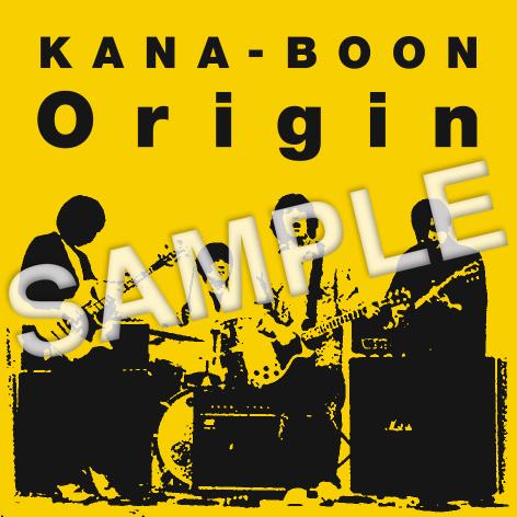 「Origin」缶バッジ