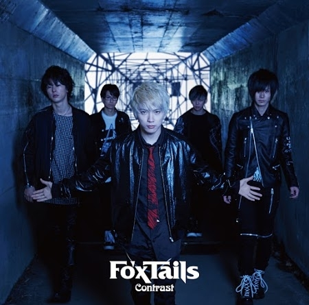 Fo'xTails「Contrast」ジャケット