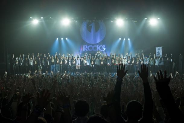 「IROCKS 2015」