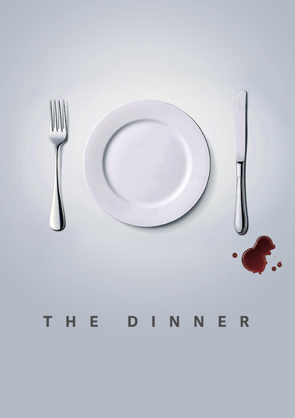 「The Dinner」ポスター