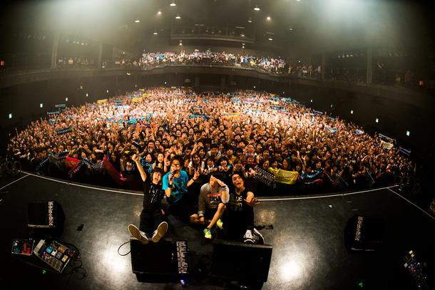 『TOUR2015-2016「≒U」』ツアーファイナル