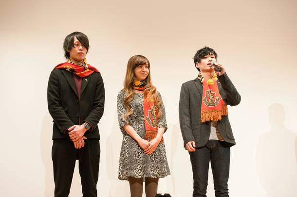 1月15日@名古屋グランパス「2016シーズン 新体制発表会」