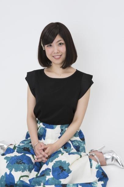 「アニメぴあちゃんねる」レギュラーMCの前田玲奈