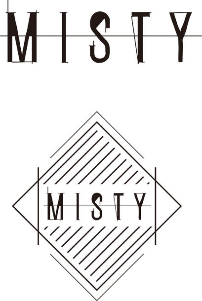 MISTY ロゴ