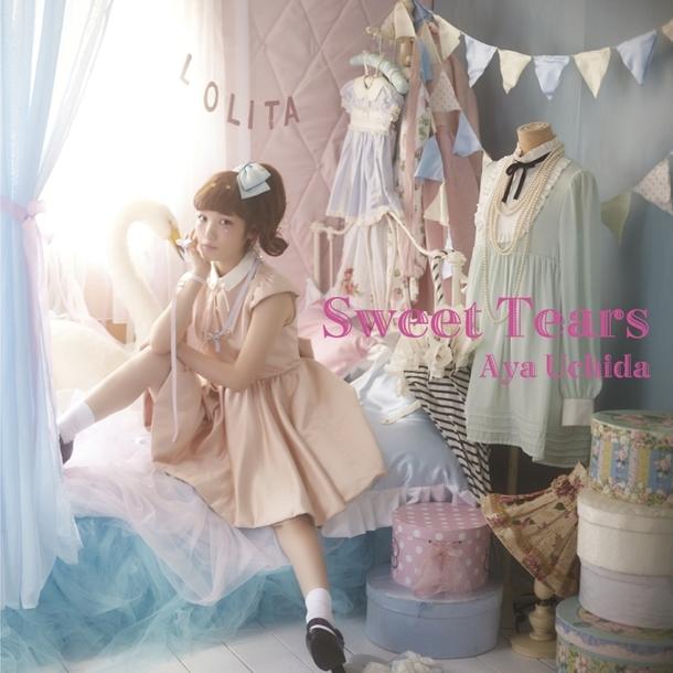 内田彩『Sweet Tears』ジャケット