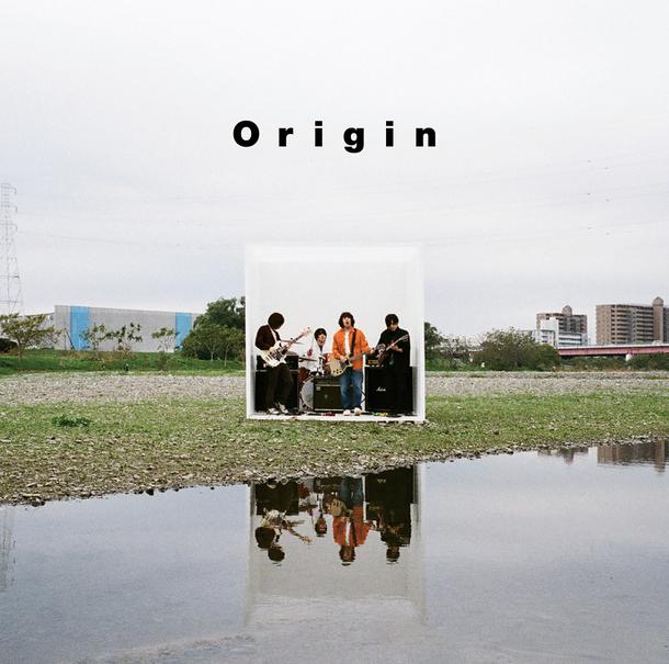 アルバム『Origin』【通常盤】(CD)