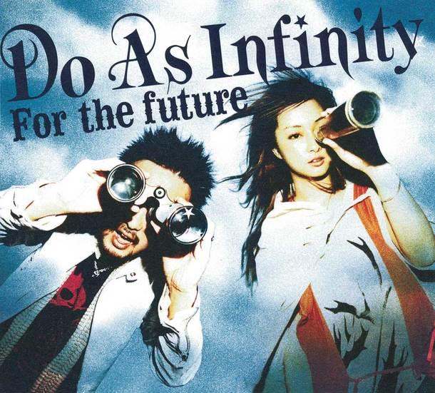 シングル「For the future」