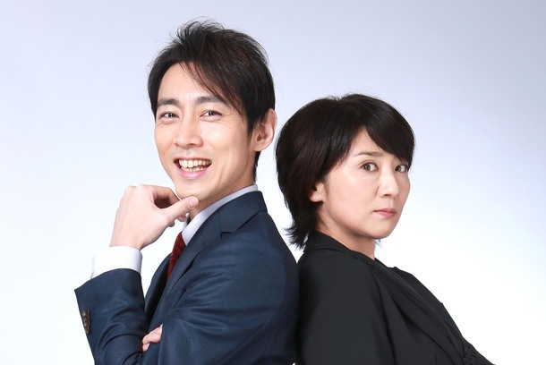 ドラマ『警視庁ゼロ係〜生活安全課なんでも相談室〜』 テレビ東京