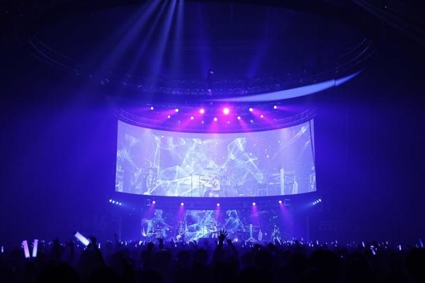 CDJでの藍井エイルライブステージ