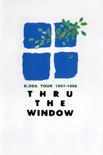 Blu-ray『K.ODA TOUR 1997-1998 THRU THE WINDOW』