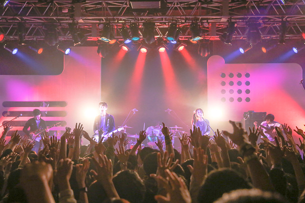 12月15日@渋谷duo MUSIC EXCHANGE