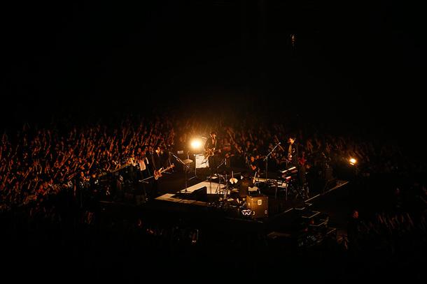 12月19日@幕張メッセ国際展示場9.10.11ホール Photo by 山川 哲矢