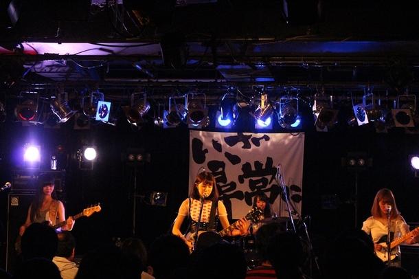 12月13日@渋谷TSUTAYA O-CREST(sympathy)