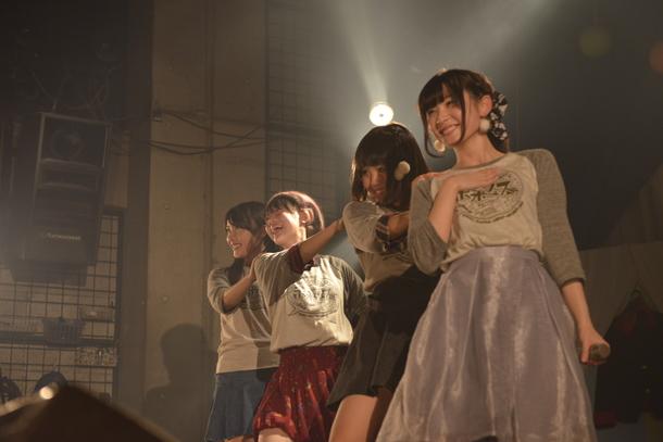 12月12日(土)@KYOTOMUSE(ミライスカート)