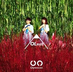 COUNTDOWN JAPAN15-16出演のCharisma.com『Olest』ジャケット画像