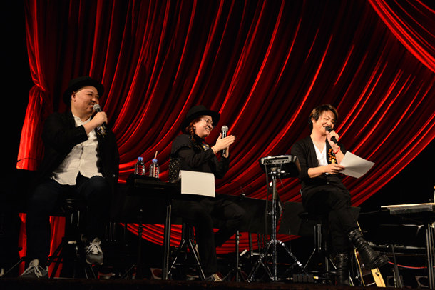 bayfm「TERU ME NIGHT GLAY 20th Anniversary Special Live」